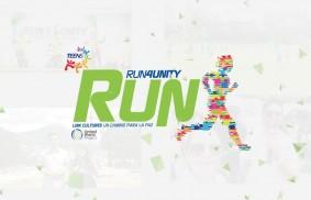 Run4Unity: a corrida mundial de revezamento de 2017