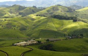 """Ruanda, """"país das mil colinas"""""""