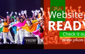 """Youth for a United World"" launch new website"