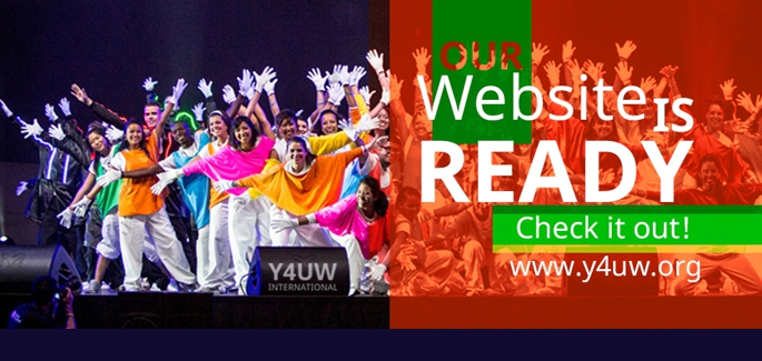 Nuovo sito dei Giovani per un Mondo Unito