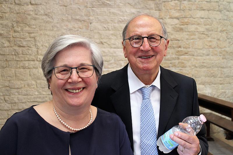 Gennaro e Lucia Piccolo-a