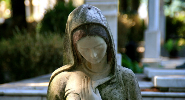 Mary: another name for Love