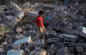 Powerful earthquake hits Mexico