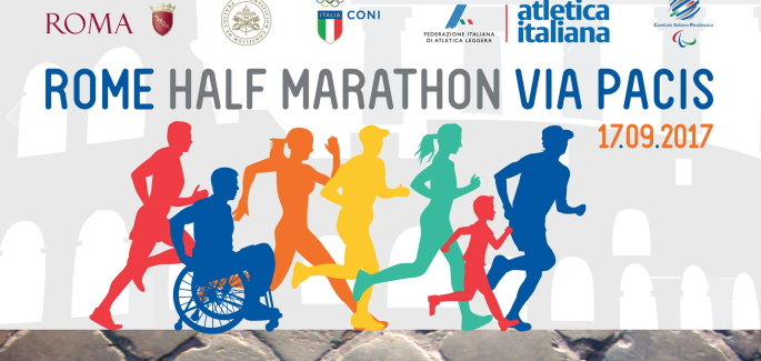 Race for peace in Rome