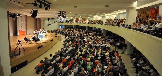 LoppianoLab 2017: Sabato 30 incontro centrale