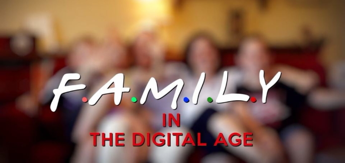 Italy: Family in the digital age