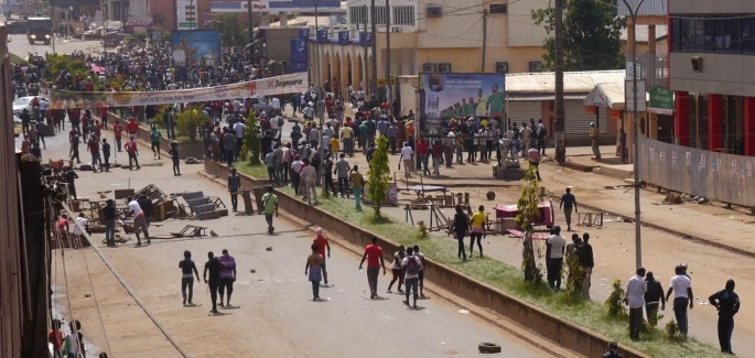 Strife in English-speaking Cameroon