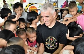 Among Karen Refugees in Thailand