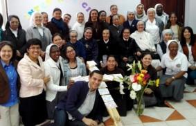 Religious life: rare flowers in Ecuador
