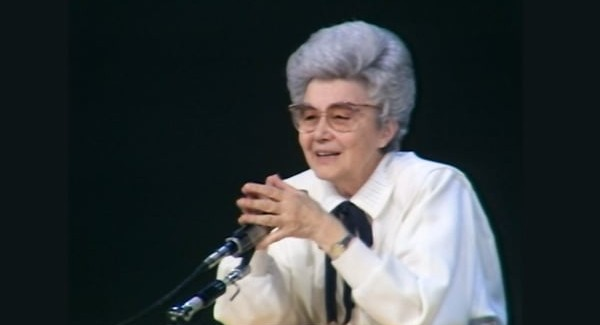 Chiara Lubich: Our goal: a united world