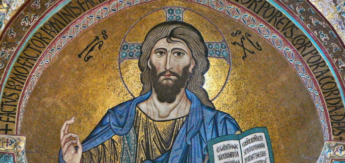 Christ the King Icon-a