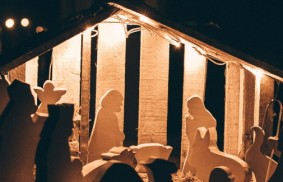 A Place For Jesus At Christmas