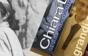 Un brochure sobre Chiara Lubich
