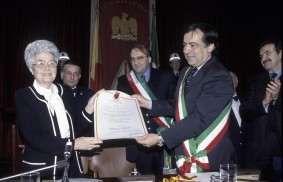The City of Palermo and Chiara Lubich