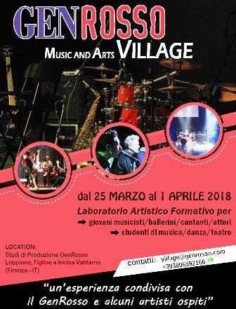 Genrosso village
