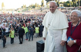 The Pope's Visit to Loppiano