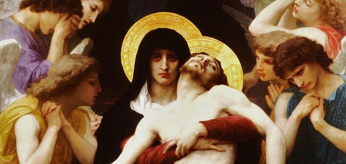Sábado Santo: María