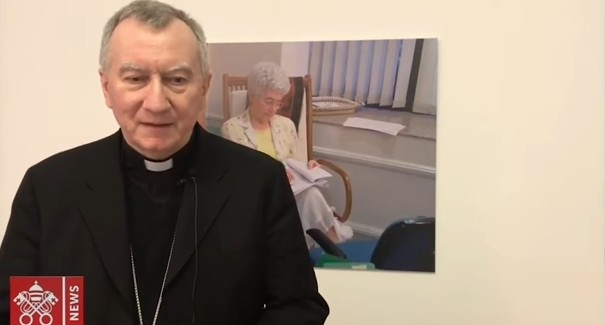 Cardinal Parolin speaks about Chiara Lubich