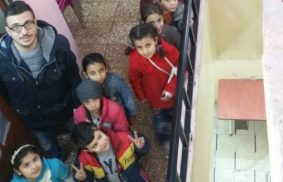 "The ""Children's Home"" in Damascus"