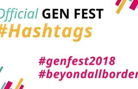 "Genfest 2018: ""from I to us"""