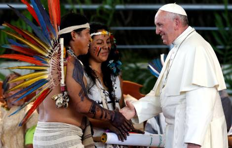 Synode für Amazonien