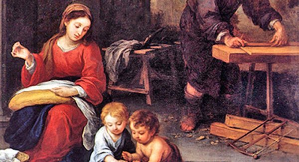 Mary the homemaker