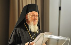 Patriarch Bartholomew's message to the Genfest