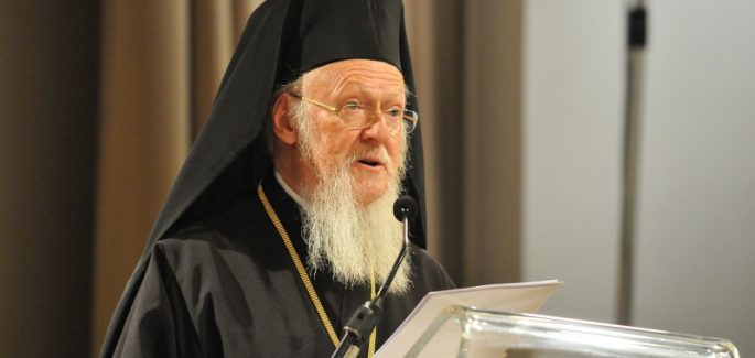Patriarca Bartolomeu ao Genfest