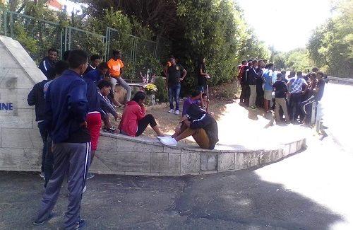 """Migranti della """"Diciotti"""" a Rocca di Papa"""
