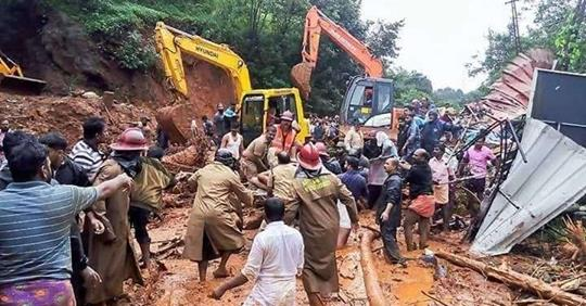 Emergencia en Kerala