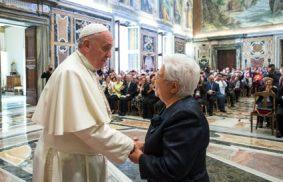 Die Fokolar-Bewegung unterstützt Papst Franziskus
