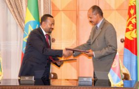 Acuerdo de paz entre Etiopía y Eritrea