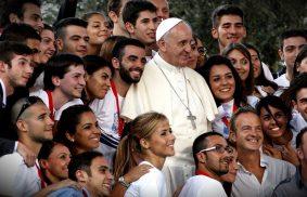 Nuovo incontro di Papa Francesco con i giovani