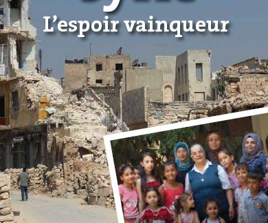 Syrie, l'espoir vainqueur – Sœur Marie-Rose