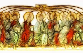 If we're united, Jesus is among us