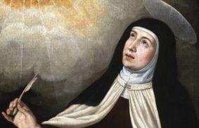 St Teresa, woman of strength