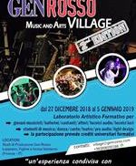 GEN ROSSO Music and Arts Village