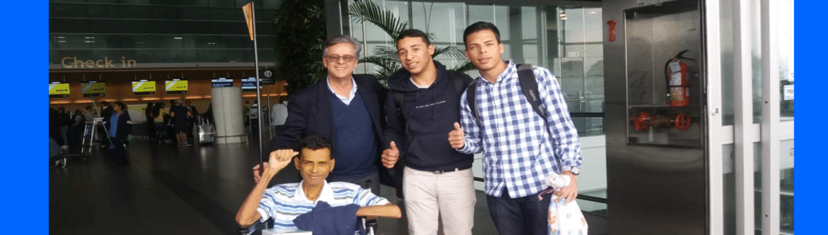 Colombia: Fraternal  Love