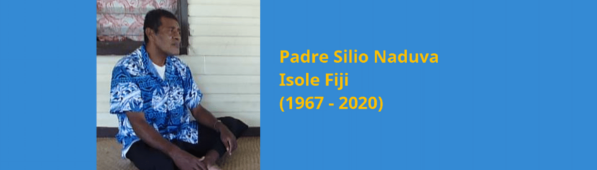Fr Silio Naduva: Focolare pioneer in the Fiji islands