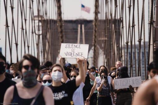 """USA – facing up to the """"original sin of racism"""""""