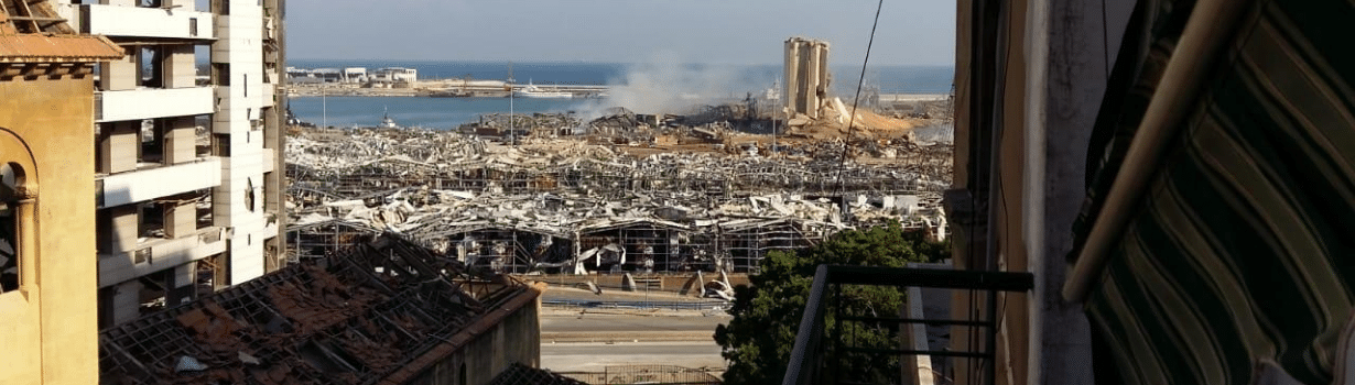 Líbano: levantarse de entre los escombros