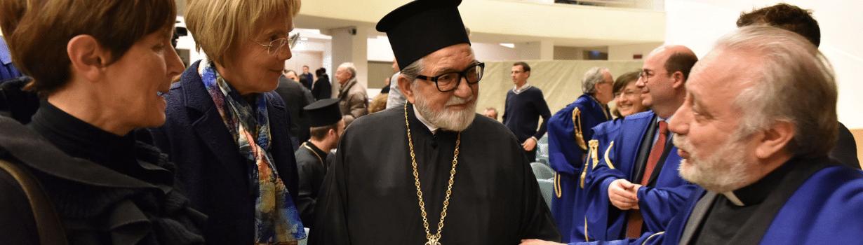 Gennadios Zervos: místico apóstol de la unidad