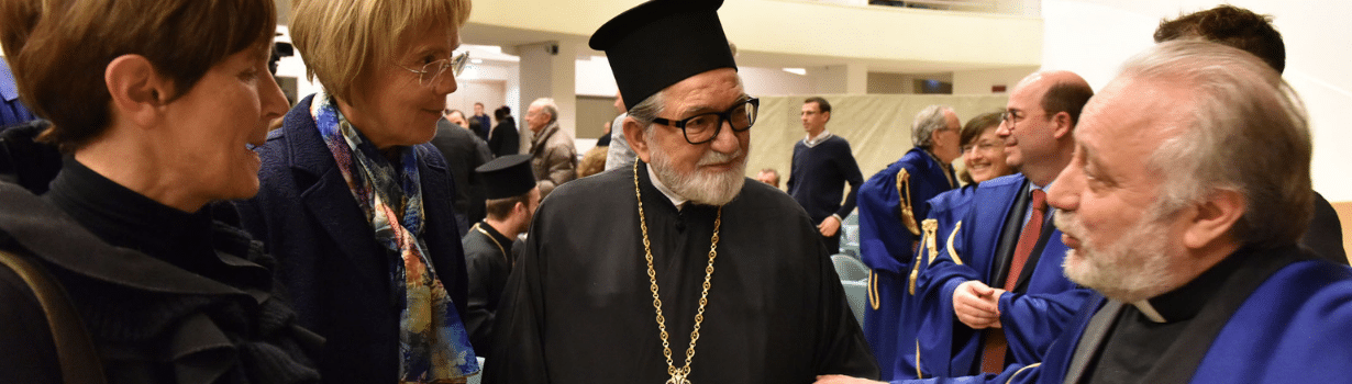 Gennadios Zervos: mystic apostle of unity