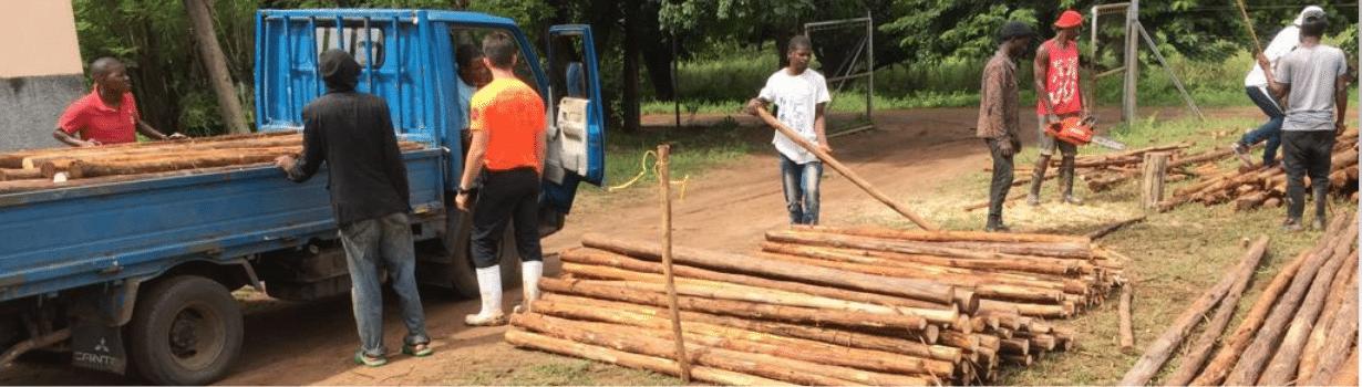 Mozambico: conclusa la ricostruzione della Fazenda da Esperança