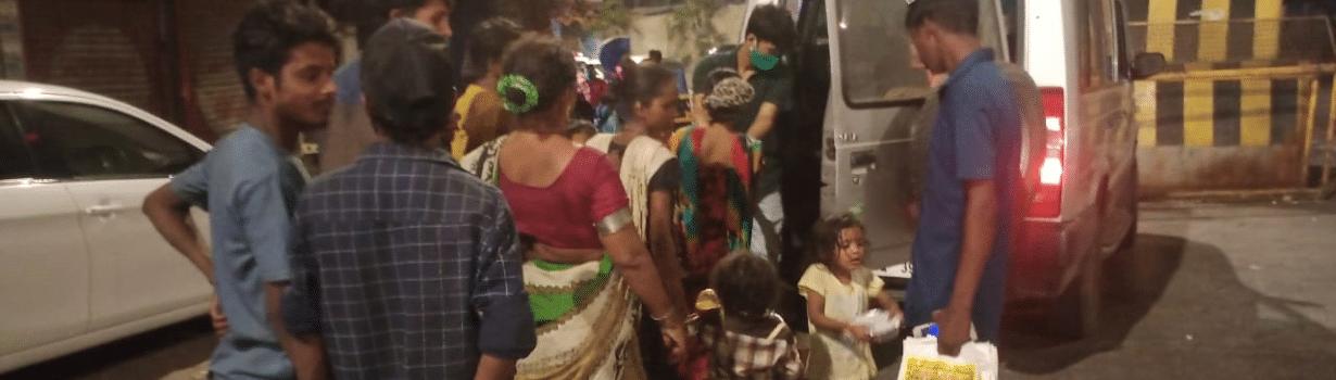 Inde, la solidarité dans l'épreuve