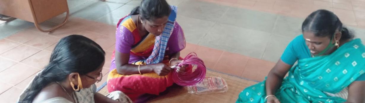 En Inde, aux côtés de femmes seules et de leurs enfants