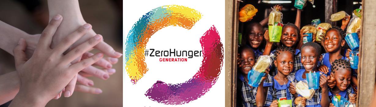 Universal Goal = Zero Hunger