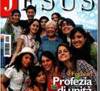 耶穌》月刊刊載有關普世博愛運動的專題報導