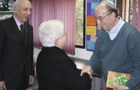Col rabbino Kronish: Pace ora! Pace dopo!