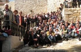 從大博爾山到耶路撒冷:結束聖地之旅